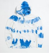 SON OF THE CHEESE<サノバチーズ>/TIE DIE PARKA(タイダイパーカー)/ブルー