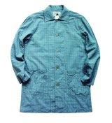ANDFAMILY<アンドファミリー>/Spring Long Jacket(スプリングコート)/ライトブルー