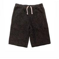 ANDFAMILY<アンドファミリー>/Baja California Half Pants(パイルショーツ)/ブラック