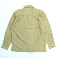 画像1: ANDFAMILY/LARGE MOUTH'TROPICAL RIVER'(オープンカラーシャツ)/モスバック