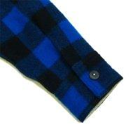 画像2: ANDFAMILY<アンドファミリー>/Rich Plaid C.P.O. JACKET(Woolrichダブルネームフィールドジャケット)/ブルー