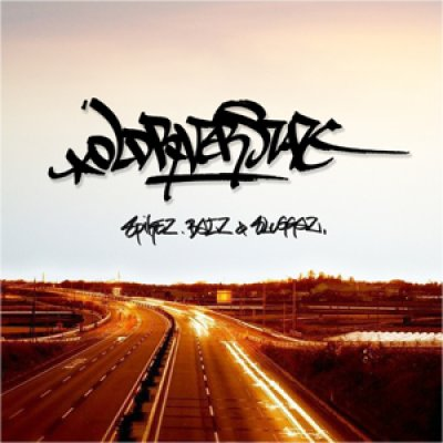画像1: OLD RIVER STATE/SPIKEZ、BATZ&SLUGGAZ(CD) (1)