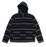 ANDFAMILY<アンドファミリー>/Hooded Wool Cardigan(フードカーディガン)/ネイビー