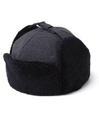 DELUXE<デラックス>/UAZ(ロシアン帽)/ブラック、ブラウン2色展開