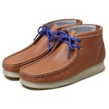 BEDWIN & THE HEARTBREAKERS<ベドウィン>/CLARKS x BEDWIN WALLABEE BOOT'WALLABEE'(CLARKSダブルネームワラビー)/ブラウン