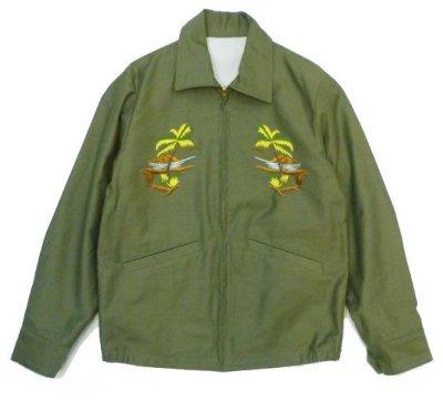 画像1: ANDFAMILY<アンドファミリー>/Souvenir Jacket'GUAM'(スーベニアジャケット)/オーディー (1)