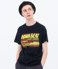 DELUXE<デラックス>/DOWN BEAT TEE(Tシャツ)/ブラック