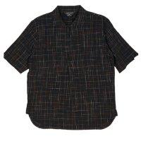 ANDFAMILY<アンドファミリー>/Skipper Shirts(プルオーバーシャツ)/ブラック