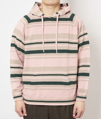 SON OF THE CHEESE / Border hoodie