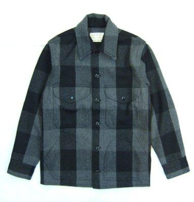画像1: ANDFAMILY/Outdoorsman Jacket A-2(フィールドジャケット)/グレー (1)